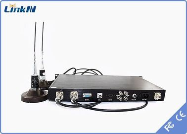 1U Rack Mountable COFDM Video Receiver