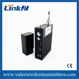 300-860Mhz 1080I HD Wireless Transmitter long distance point to point half duplex